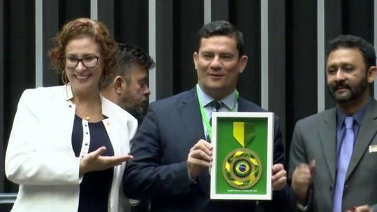 Sérgio Moro e Luiz Fux defendem prisão em segunda instância