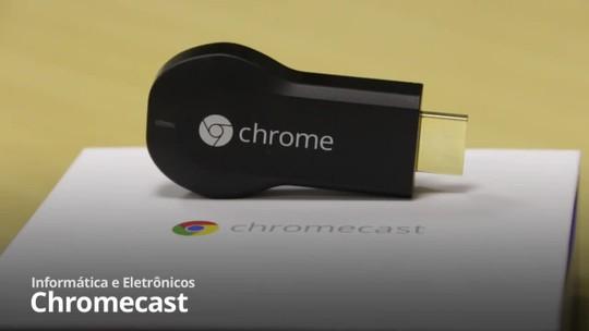 Como funciona o Chromecast, famoso gadget do Google para TVs? Entenda