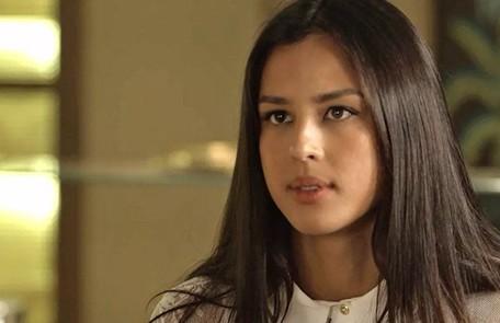 Na sexta-feira (17), Laura (Yanna Lavigne) tentará atirar em Luz, mas Gabriel se jogará na frente da amada e morrerá TV Globo