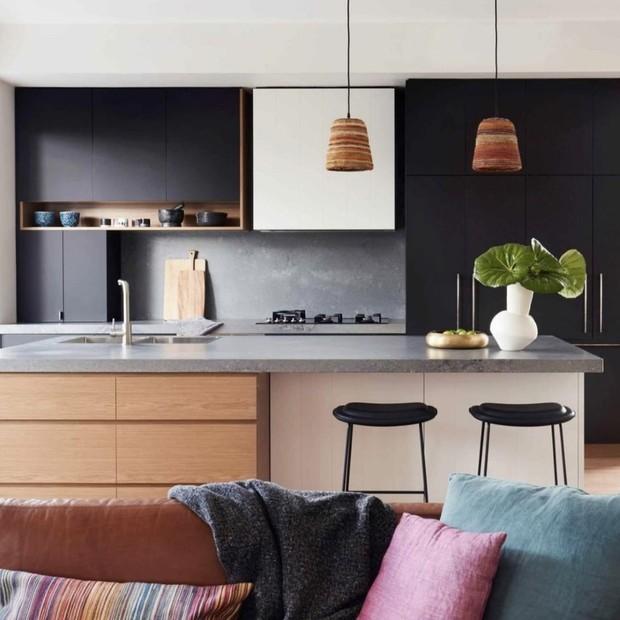 Como decorar a cozinha (Foto: Reprodução/Instagram @Thedesignfiles)