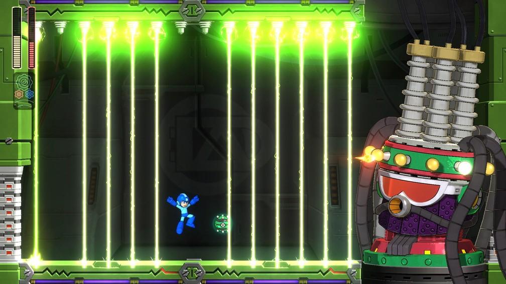 Megaman 11 pc mega