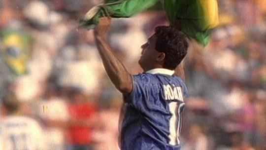 Lendas: como Romário virou o dono da Copa do Mundo de 1994