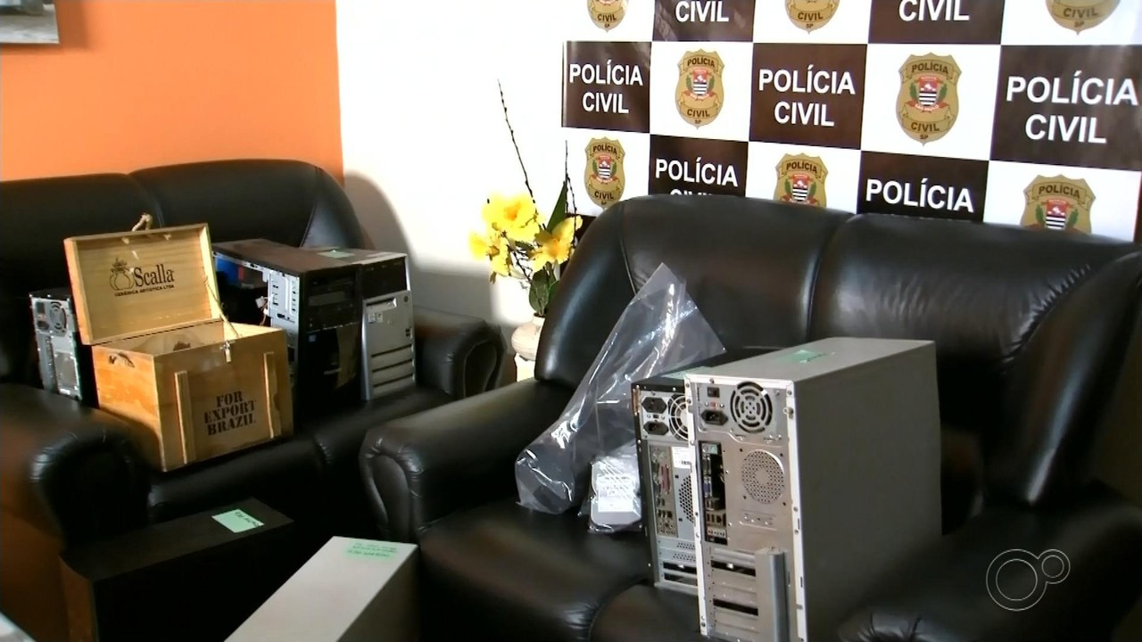 Homem é preso em Botucatu durante operação internacional de combate à pornografia infantil