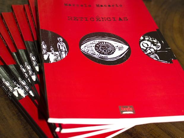 Livro foi lançado pela Lei de Incentivo à Cultura (Foto: Ivone Assis/Divulgação)