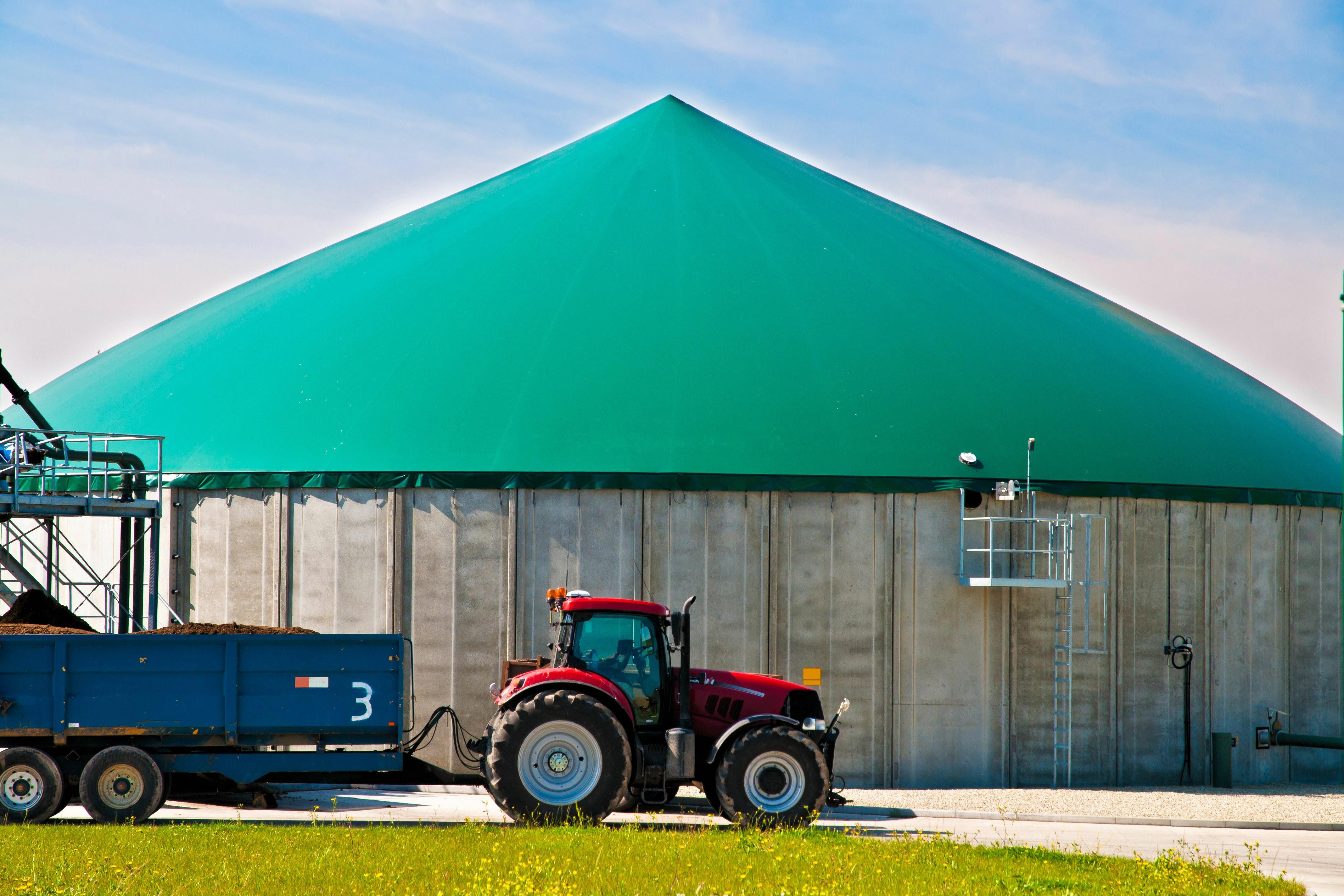 Projeto vai ampliar uso do biogás gerado nas indústrias de mandioca