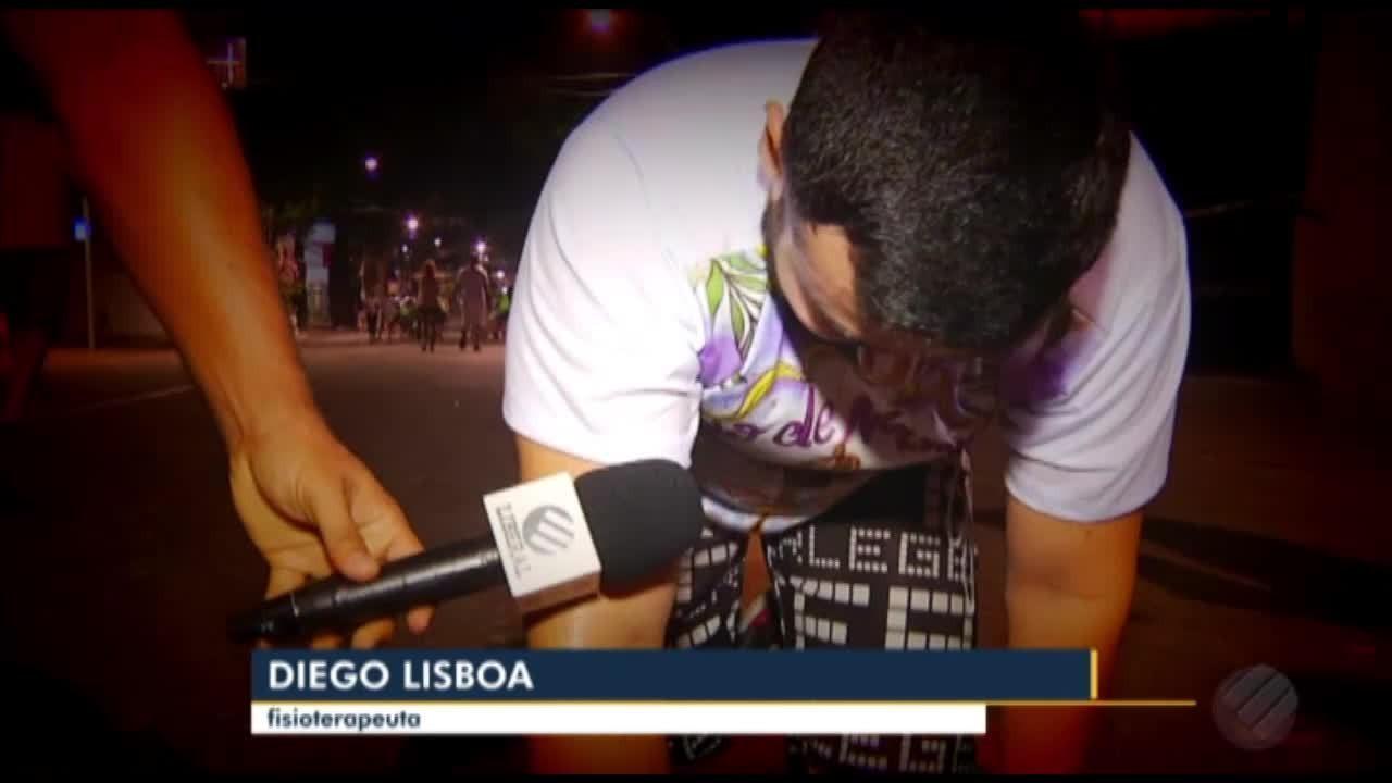 Fiéis de N. S. de Nazaré podem visitar Imagem Peregrina na Praça Santuário - Radio Evangelho Gospel