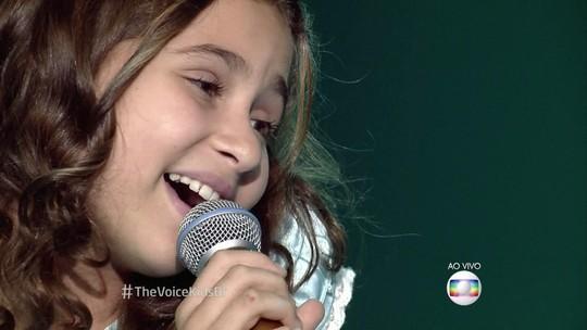 'The Voice Kids': reveja as apresentações dos vencedores da segunda tarde de Shows ao Vivo