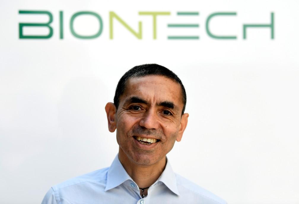 Presidente da BioNTech diz que variante do coronavírus não deve interferir  na eficácia da vacina | Coronavírus | G1