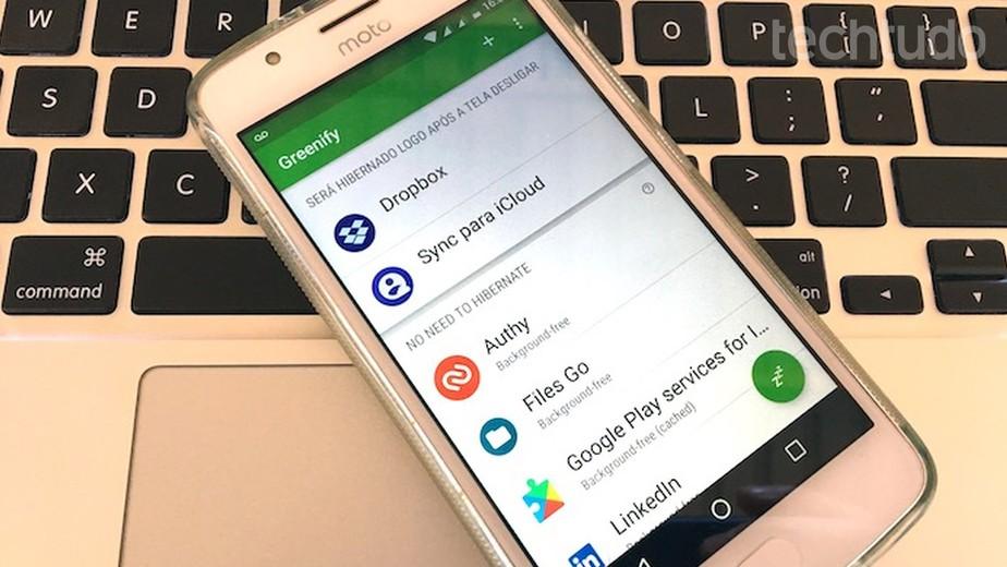 Como usar o Greenify para poupar bateria do celular Android