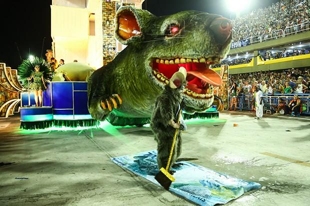 Beija-Flor (Foto: Roberto Filho/ Brazil News)