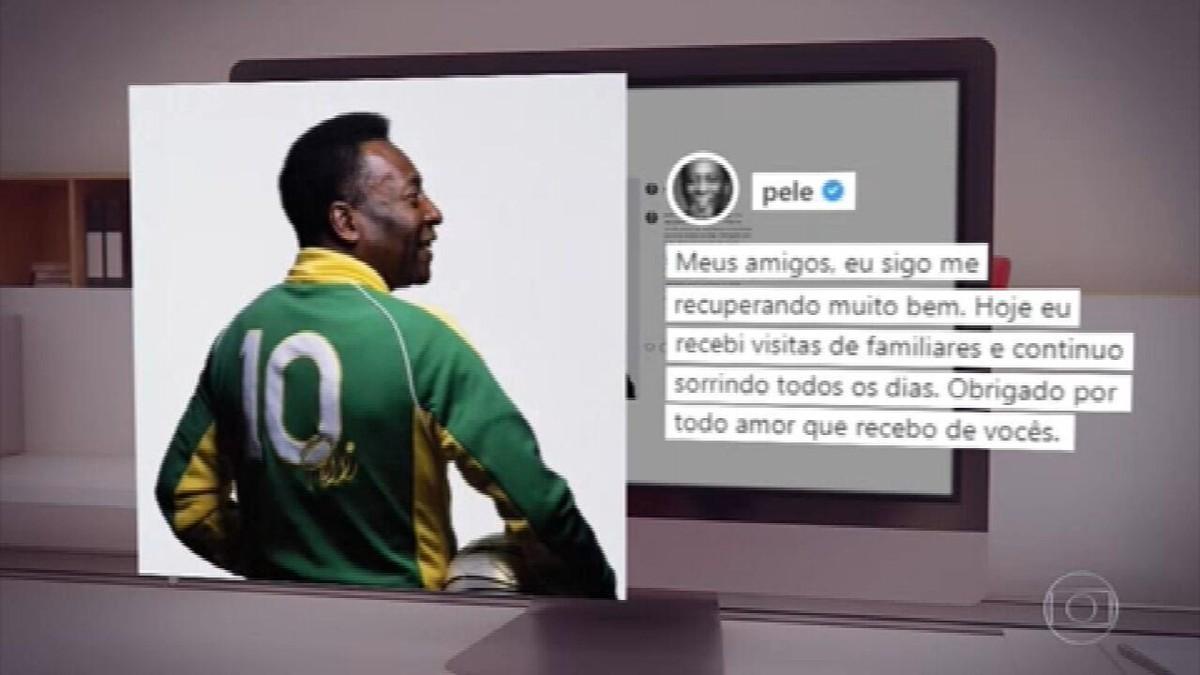 Pelé deixa UTI novamente após breve instabilidade respiratória, diz boletim médico