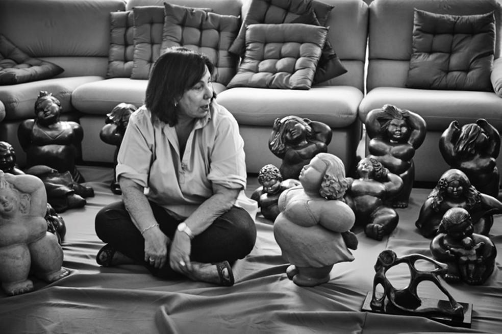 Exposição 'Fartura e Abundância' de Eliana Kertész estreia em Salvador  — Foto: Divulgação