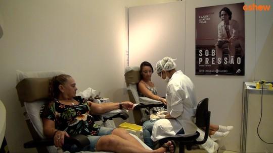 Veja como foi a Corrente 'Sob Pressão' em Fortaleza