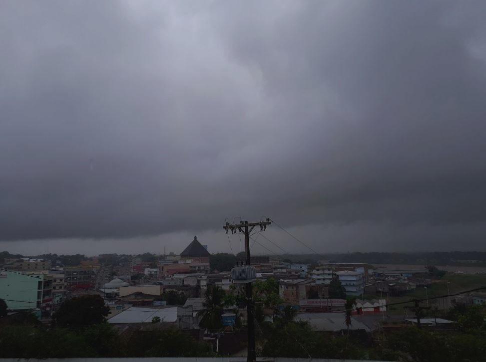 Sábado (19) deve ser de muita chuva em todo o Acre, prevê Sipam - Notícias - Plantão Diário