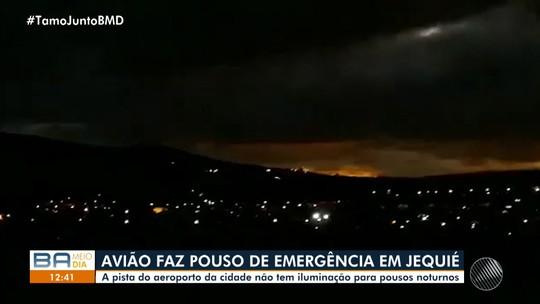 Avião com o cantor Amado Batista faz pouso de emergência na cidade de Jequié