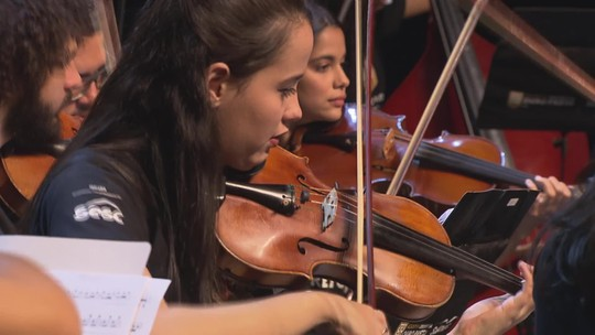 Orquestra Ouro Preto apresenta academia para jovens; veja no domingo, às 7h10