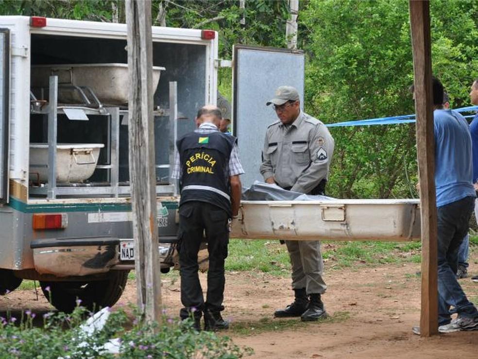 Acre registrou a segunda maior taxa de mortes violentas do país, aponta Fórum Brasileiro de Segurança Pública  — Foto: Lenilda Cavalcante/Arquivo Pessoal