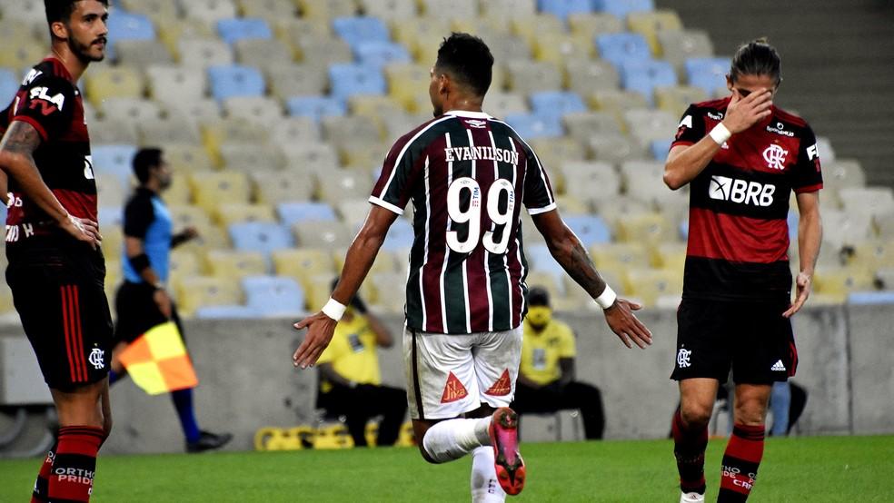 Camisa 99 já marcou quatro gols em nove clássicos — Foto: Mailson Santana / FFC
