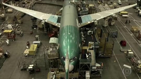 Governo é contra eventual transferência do controle acionário da Embraer