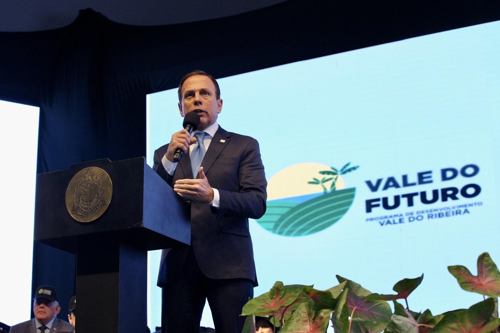 'Vale do Futuro' garante investimento de R$ 2 bilhões no Vale do Ribeira até 2022 - Notícias - Plantão Diário