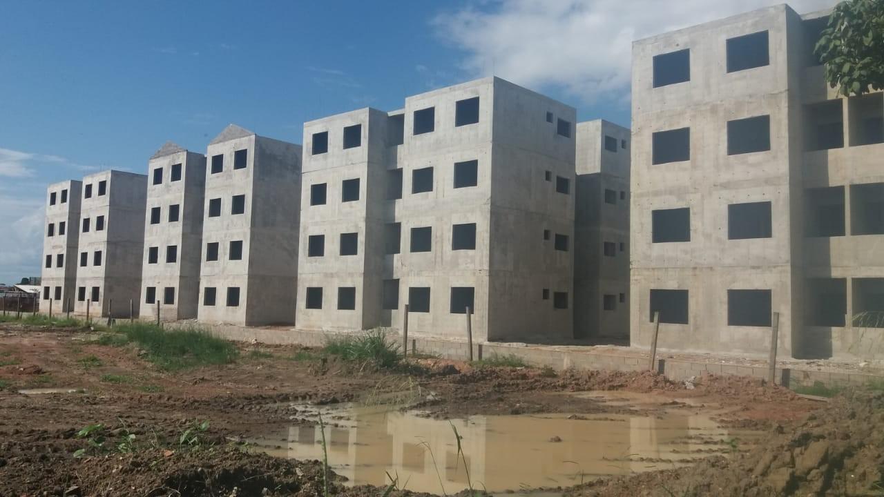 Inscrições para 500 apartamentos populares em Macapá superam os 20 mil interessados - Notícias - Plantão Diário