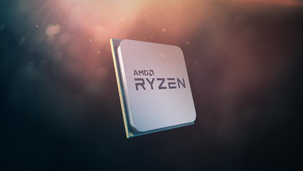 Processadores Ryzen da AMD são encontrados em diversas formas: Ryzen Pro, R3, R5, R7 e Threadripper (Foto: Divulgação/AMD)