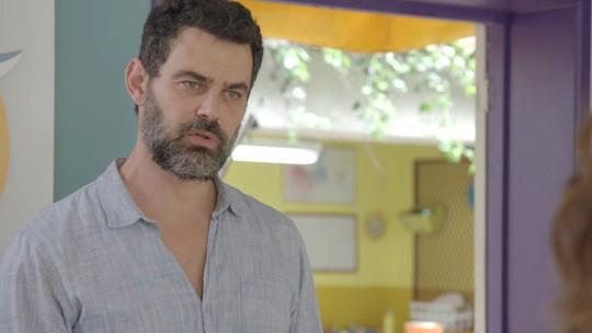 Rafael surpreende Gabriela com decisão