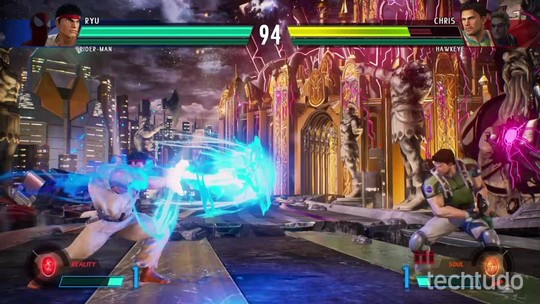 Review Marvel vs. Capcom: Infinite
