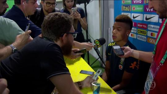 Seleção Brasileira terá concorrência pesada no ataque