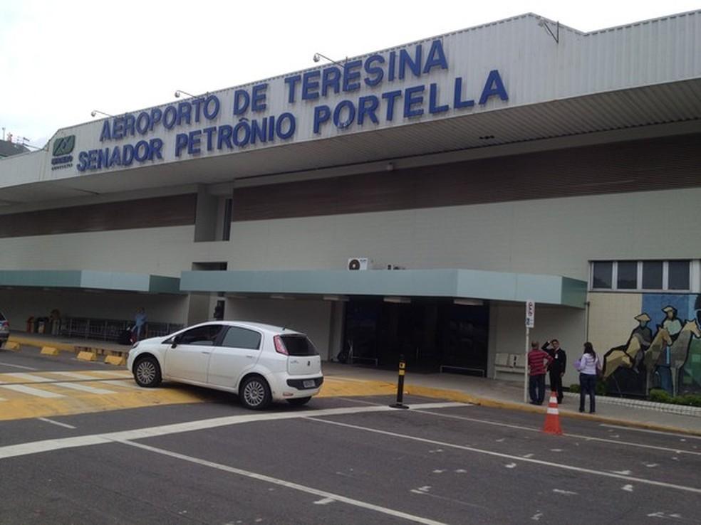 Alvo de operação contra roubo de cargas é preso no aeroporto de Teresina