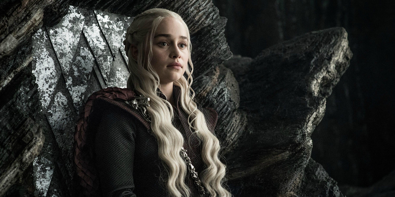 Daenerys Targaryen (Emilia Clarke) em Game of Thrones (Foto: Game of Thrones / reprodução)