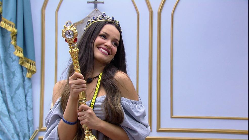 Juliette é a última Líder do BBB21 — Foto: Globo