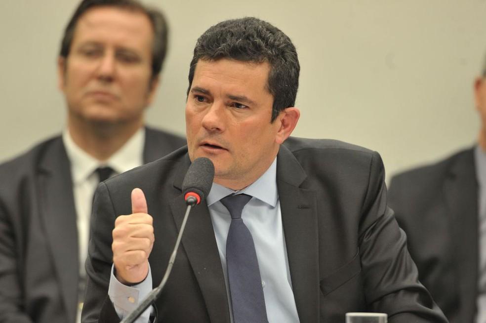 PF apura invasão do celular do ministro Sergio Moro — Foto: Fabio Rodrigues Pozzebom/Agência Brasil