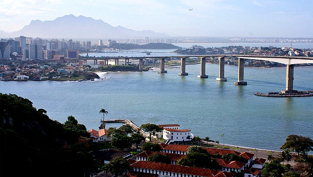Vitória, Espírito Santo (Foto: Wikimedia Commons)