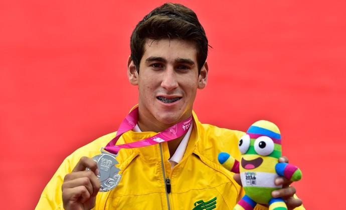 Orlando Luz Orlandinho final Jogos Olímpicos Nanquim (Foto: Wander Roberto/Inovafoto/COB)