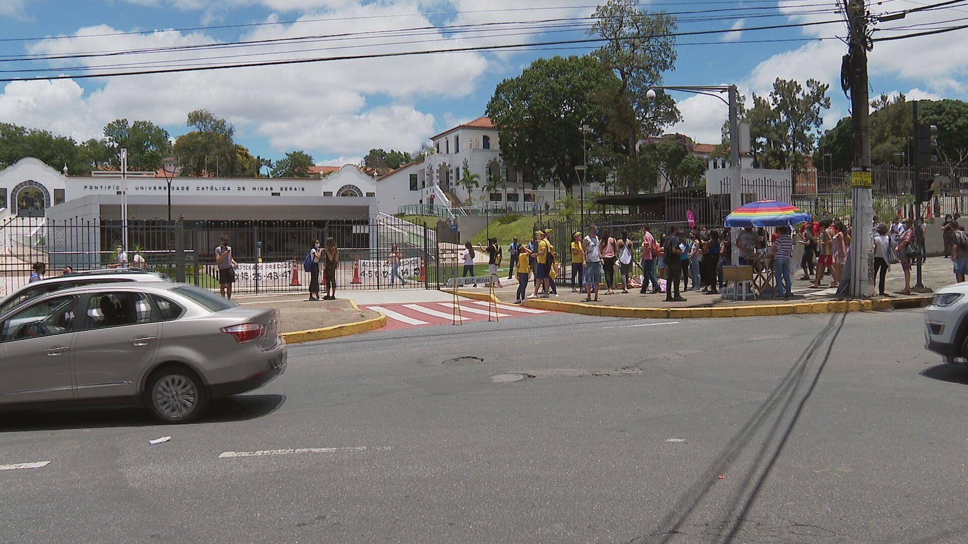 Minas Gerais registra 57,8% de abstenção no 2º dia do Enem