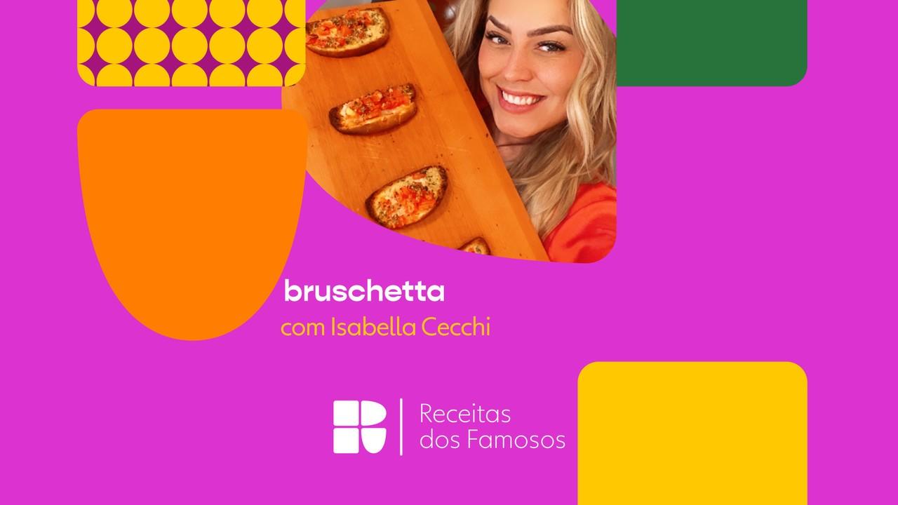 Isabella Cecchi ensina a fazer Bruschetta