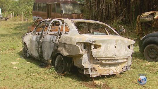 Polícia prende irmãos e apreende adolescente suspeitos de morte de taxista em Conceição do Rio Verde