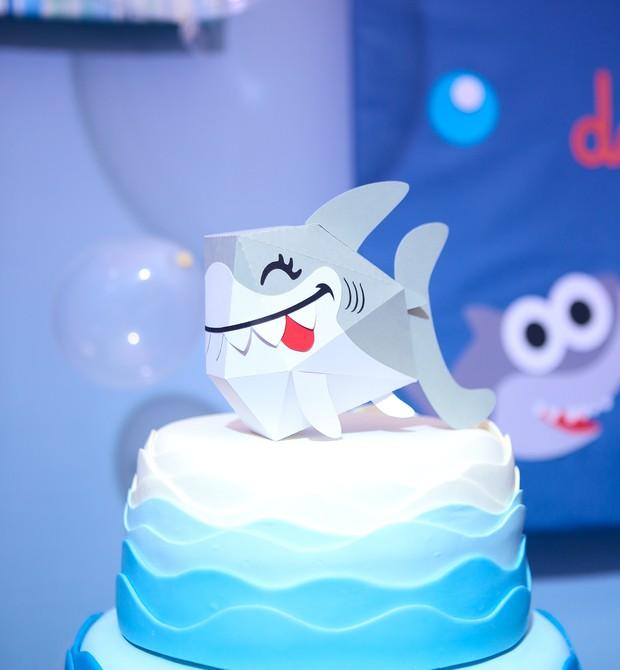 Festa Baby Shark (Foto: Ju e Amanda Eventos)