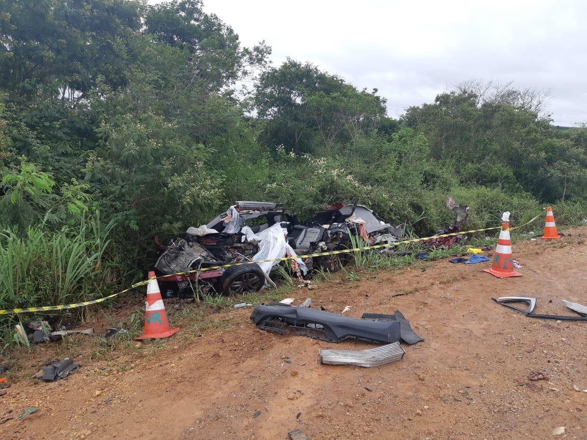 Família de Suzano morre em acidente na Bahia