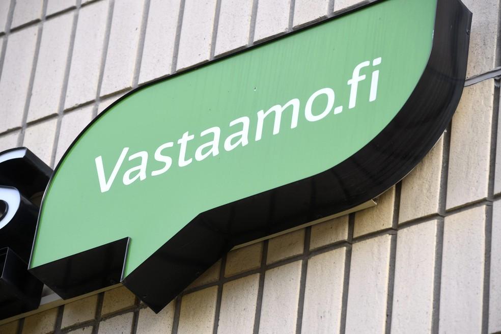 Centro de psicoterapia da Finlândia demitiu CEO após ataque hacker — Foto: Heikki Saukkomaa/Lehtikuva/AFP