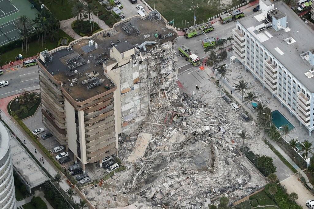 Desabamento de prédio na região de Miami: o que se sabe e o que falta saber