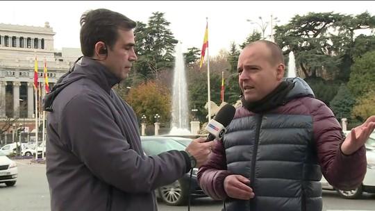 """Kallás ressalta: """"Ninguém tem confiança hoje em dia na Espanha com Keylor Navas"""""""