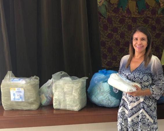 Comunidade cigana recebe mil máscaras para prevenção da Covid-19, na Paraíba