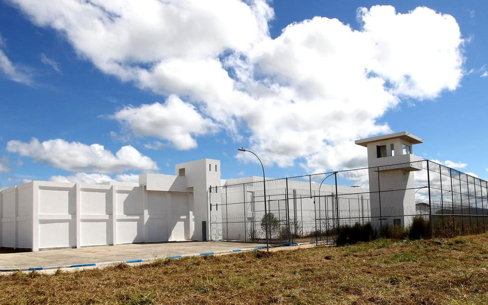 Conjunto Penal de Eunápolis — Foto: Divulgação/Seap