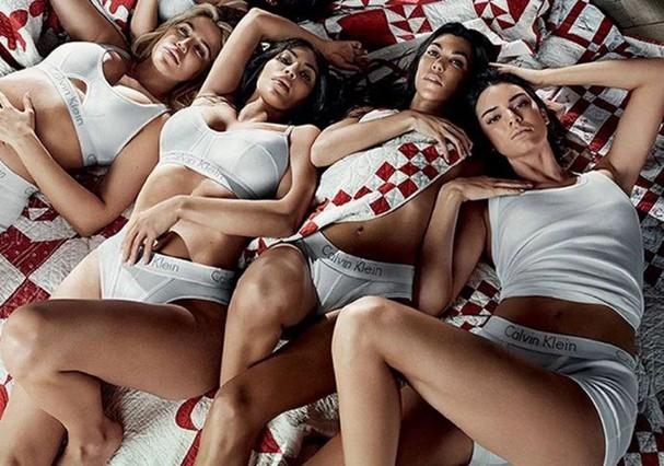Campanha Calvin Klein (Foto: Divulgação)