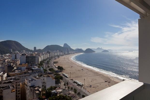 A vista do Rio Othon Palace está entre as mais bonitas da cidade (Foto: Divulgação)