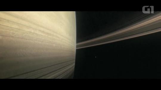 Cassini: Nasa encerra missão de 20 anos com mergulho final em Saturno