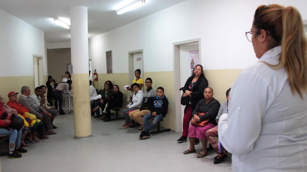 59916aadd1ba Foto: Antônio Itaquaquecetuba oferece ações de saúde durante todo o mês de  maio. — Foto: Antônio