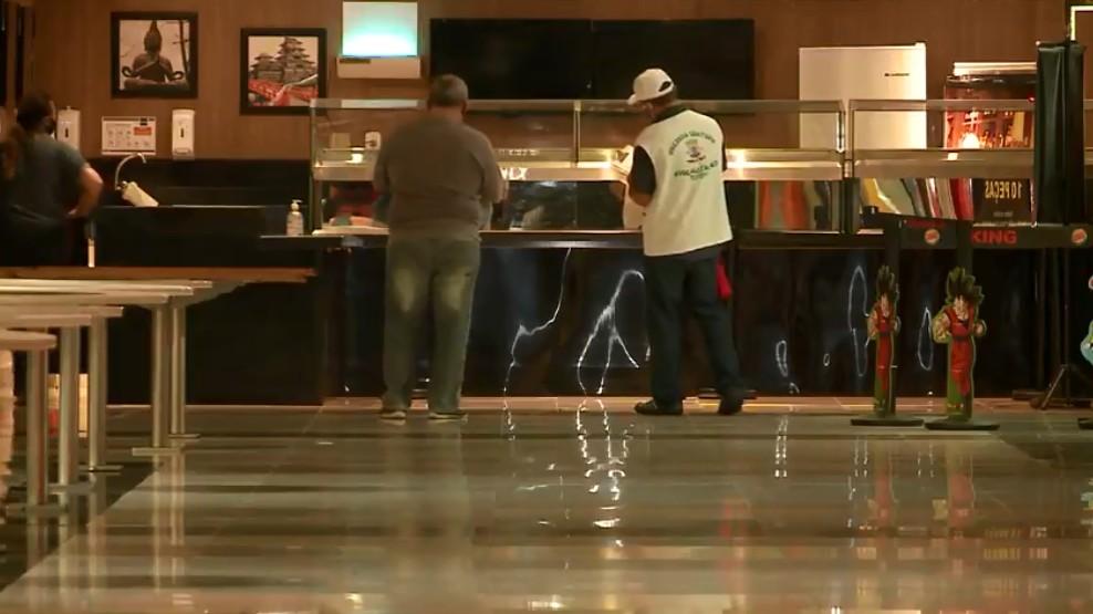Praças de alimentação de shoppings em Teresina reabrem nesta segunda (17) e restaurantes são inspecionados